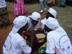 Kunywana pour signifier la cohabitation entre les gens à travers le partage ensemble d'une boisson