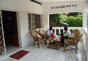 Le Bureau de Mi-PAREC à Bujumbura