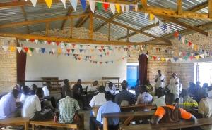 Un membre du Comité de Paix de Butezi partage son témoignage de réconciliation