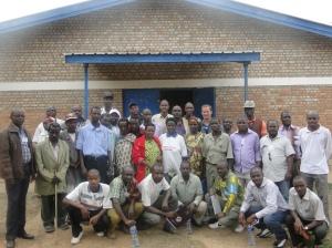 Une visite auprès du Comité de Paix de Butezi/Ruyigi