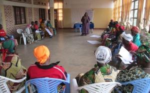 Une formation pour les leaders feminins sur la paix et la démocratisation au Burundi