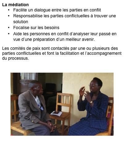 La médiation d'un conflit : l'écoute active aide à comprendre le noyau du conflit